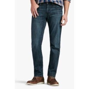 """Lucky Brand 221 Straight Fit Jeans Men's 36"""" x 30"""""""